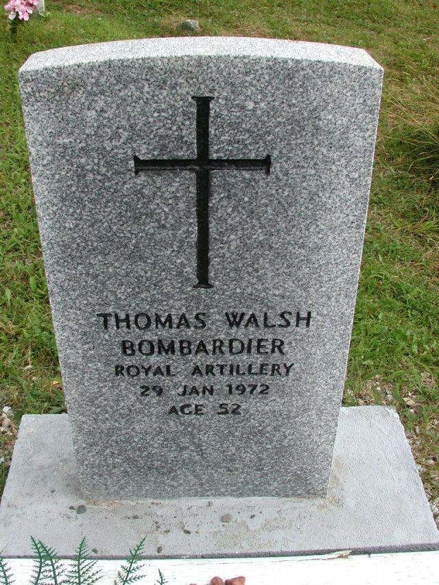 WALSH, Thomas (1972) STM01-8292