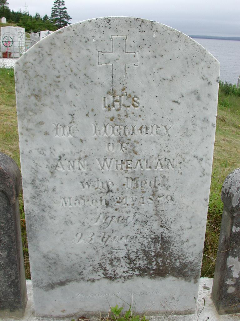 WHEALAN, Ann (1879) SJP01-7546