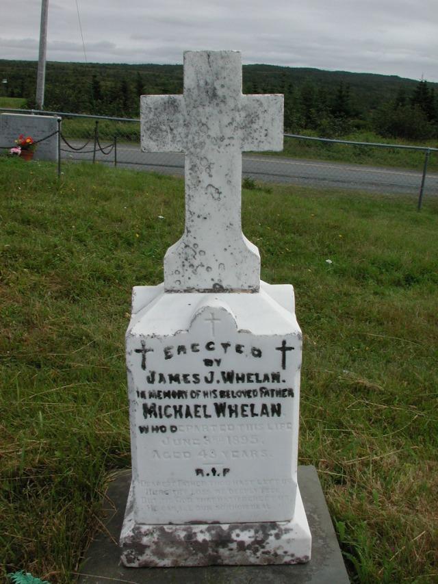 WHELAN, Michael (1895) STM01-2315