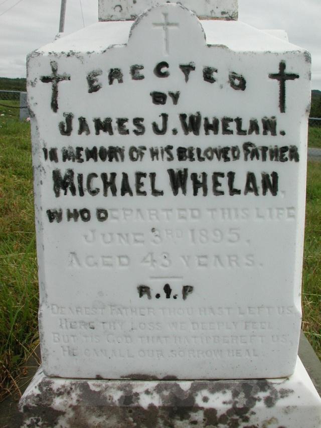 WHELAN, Michael (1895) STM01-2316