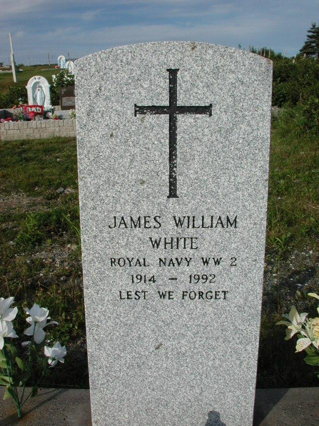 WHITE, James William (1992) STM03-3696