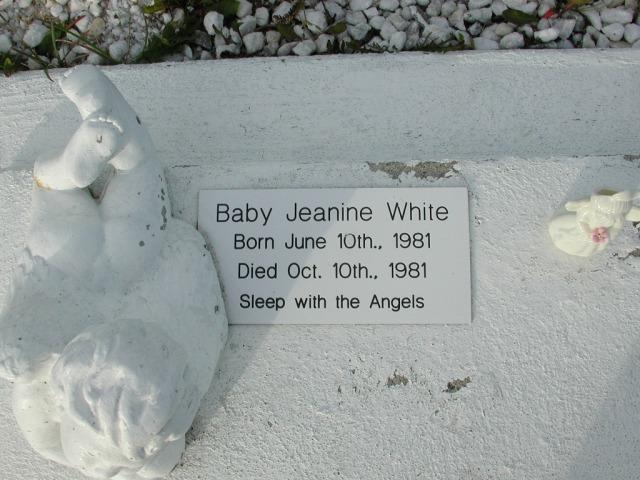 WHITE, Jeanine (1981) STM03-9460