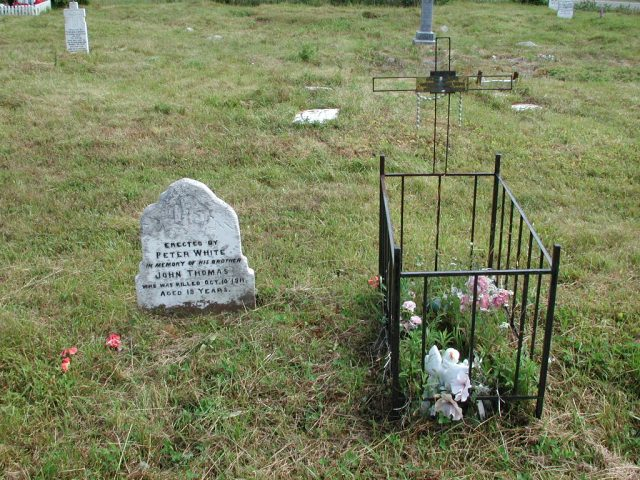 WHITE, John Thomas (1911) & Arlene Frances (1959) STM01-2344