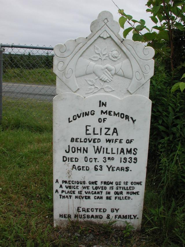 WILLIAMS, Eliza (1939) STM01-2284