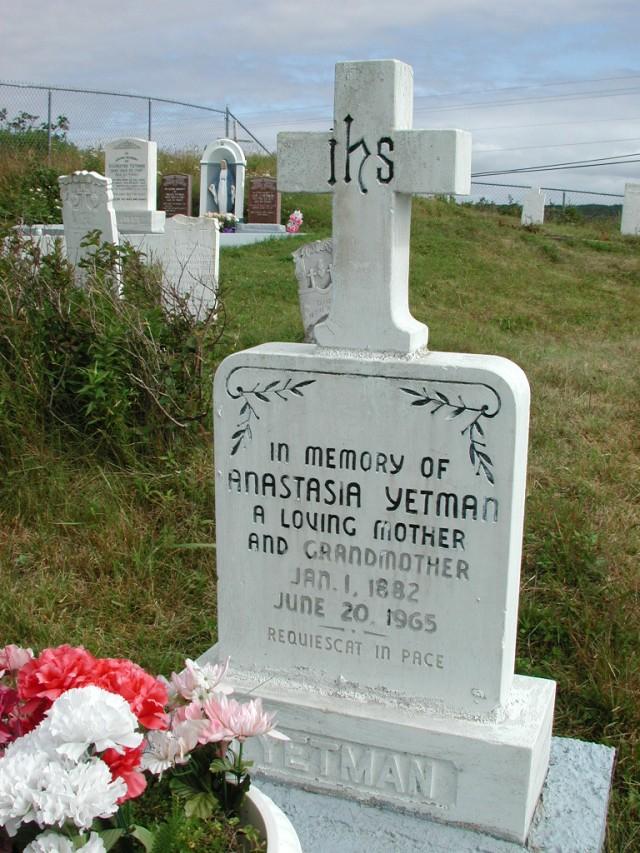 YETMAN, Anastasia (1965) STM01-2455