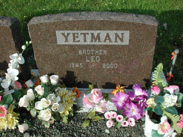 YETMAN, Leo (2000) STM03-3677