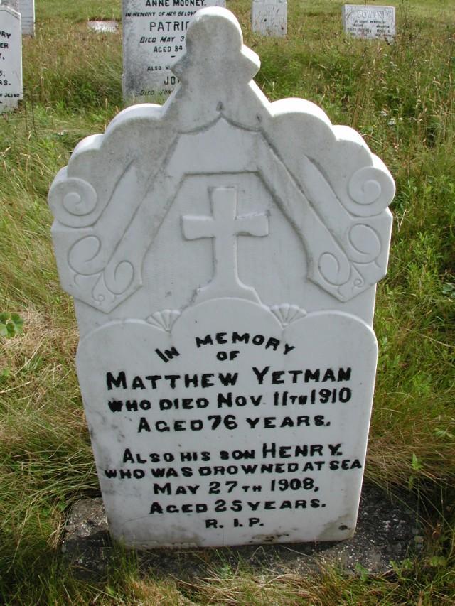 YETMAN, Matthew (1910) & Henry (1908) STM01-8202
