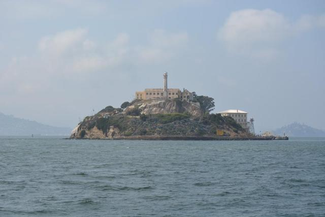 Alcatraz Island, Aug 2018 Vacation
