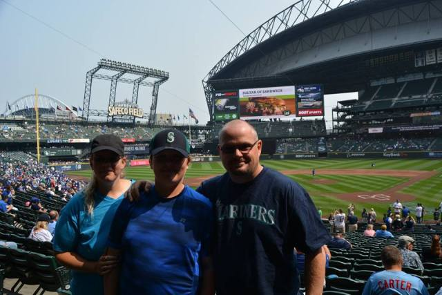 Safeco Field Seattle 2