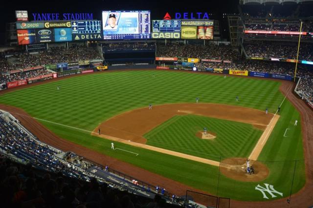 Yankee Stadium 2016 4