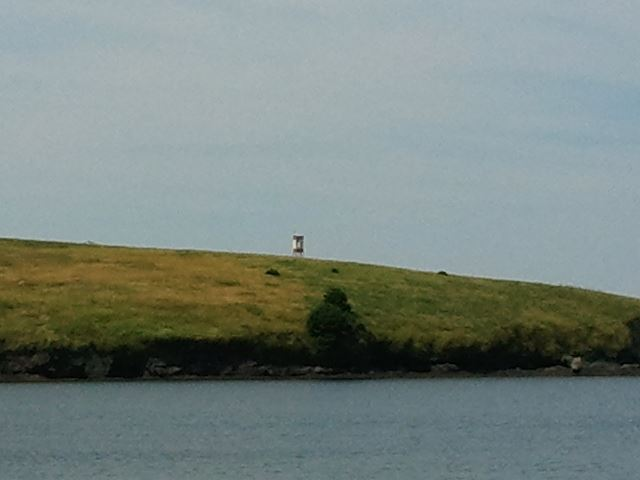 Light house on Colinet Island