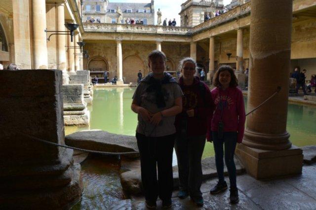 Baths in England