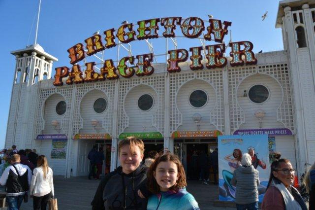 Brighton Palace Pier 3
