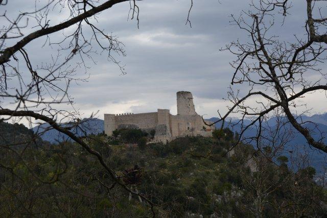 Castle near Mount Cassino 3