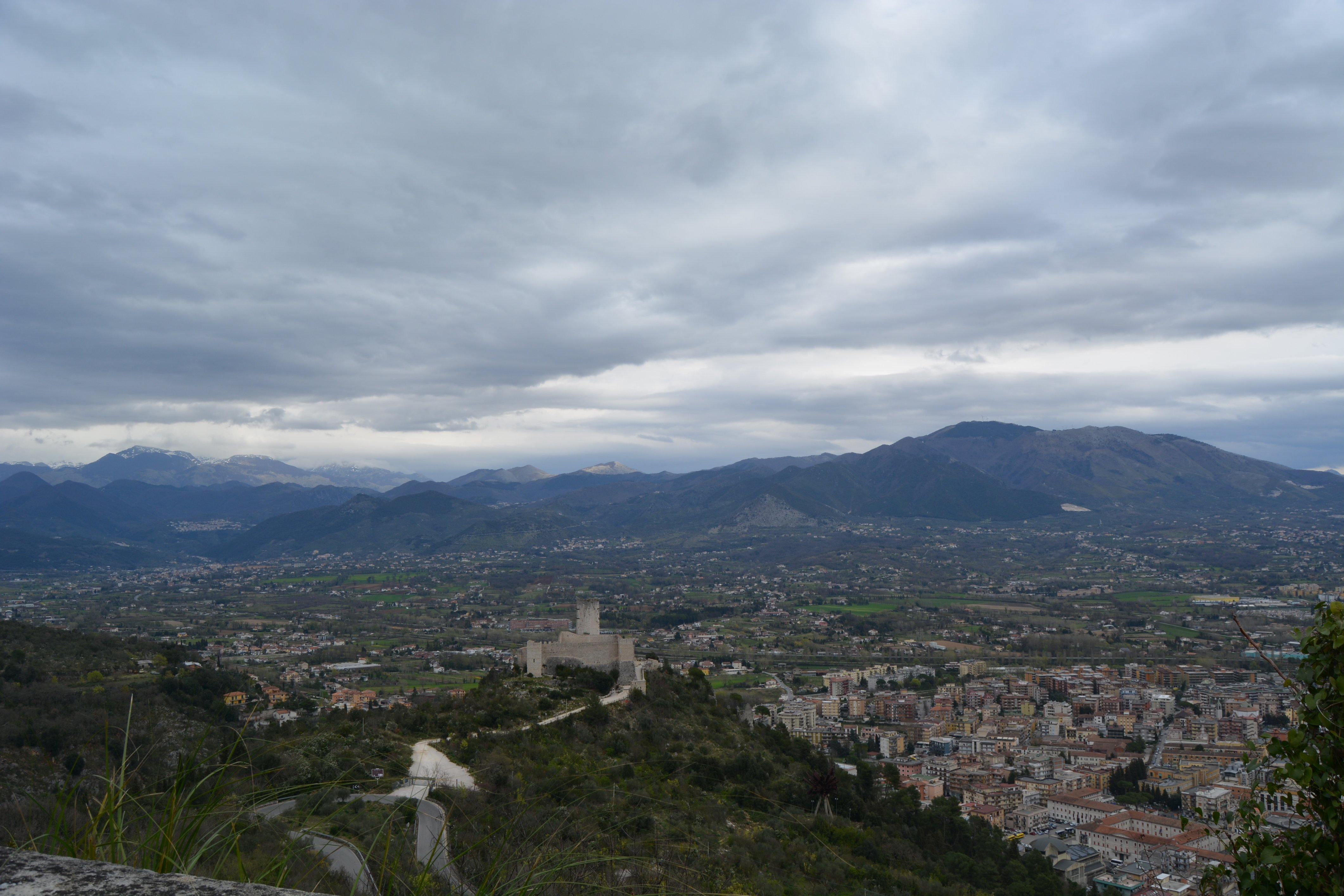 From Mount Cassino