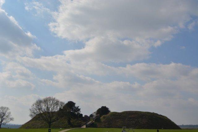 Old Sarum Castle location Wiltshire 2