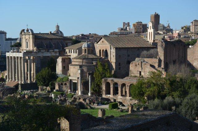 Roman Forum 10