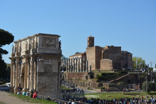 Roman Forum 13