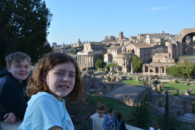 Roman Forum 8