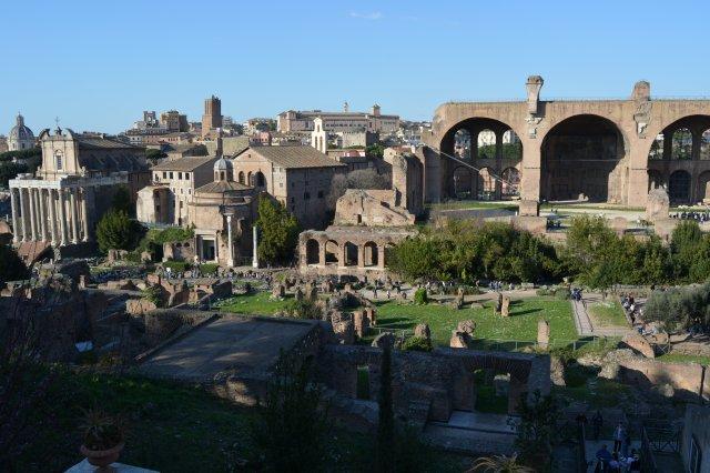 Roman Forum 9