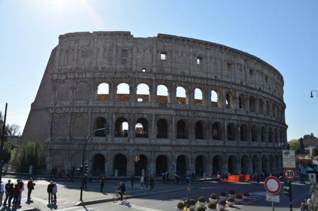 Rome Colosseum 8