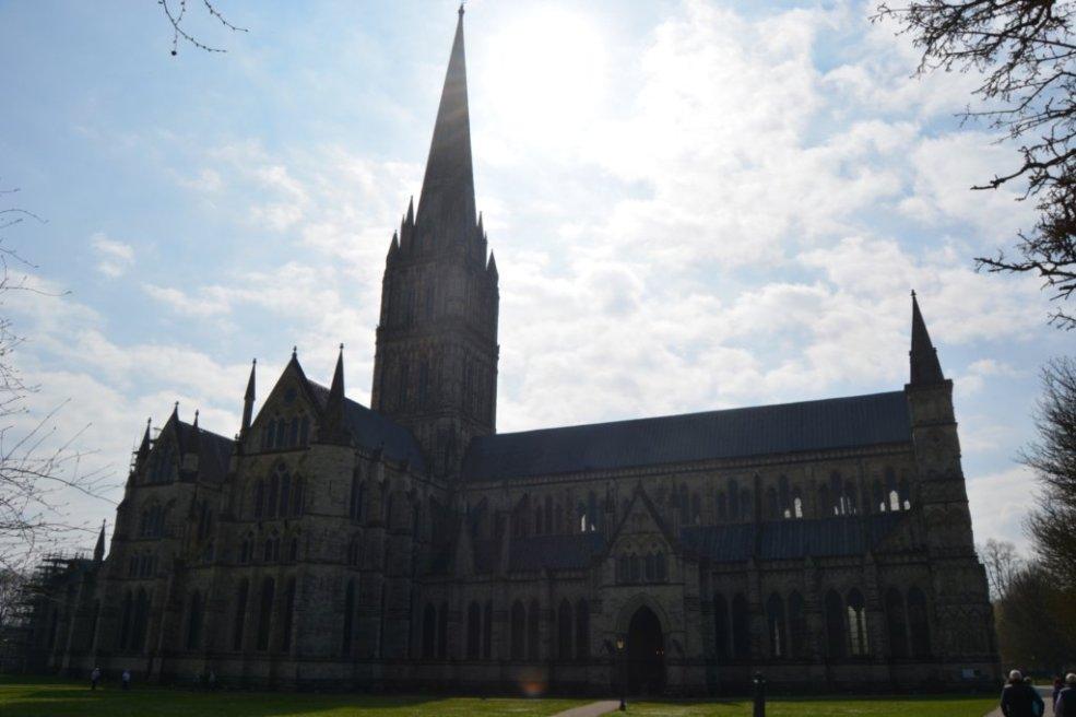 Salisbury Cathedral 2