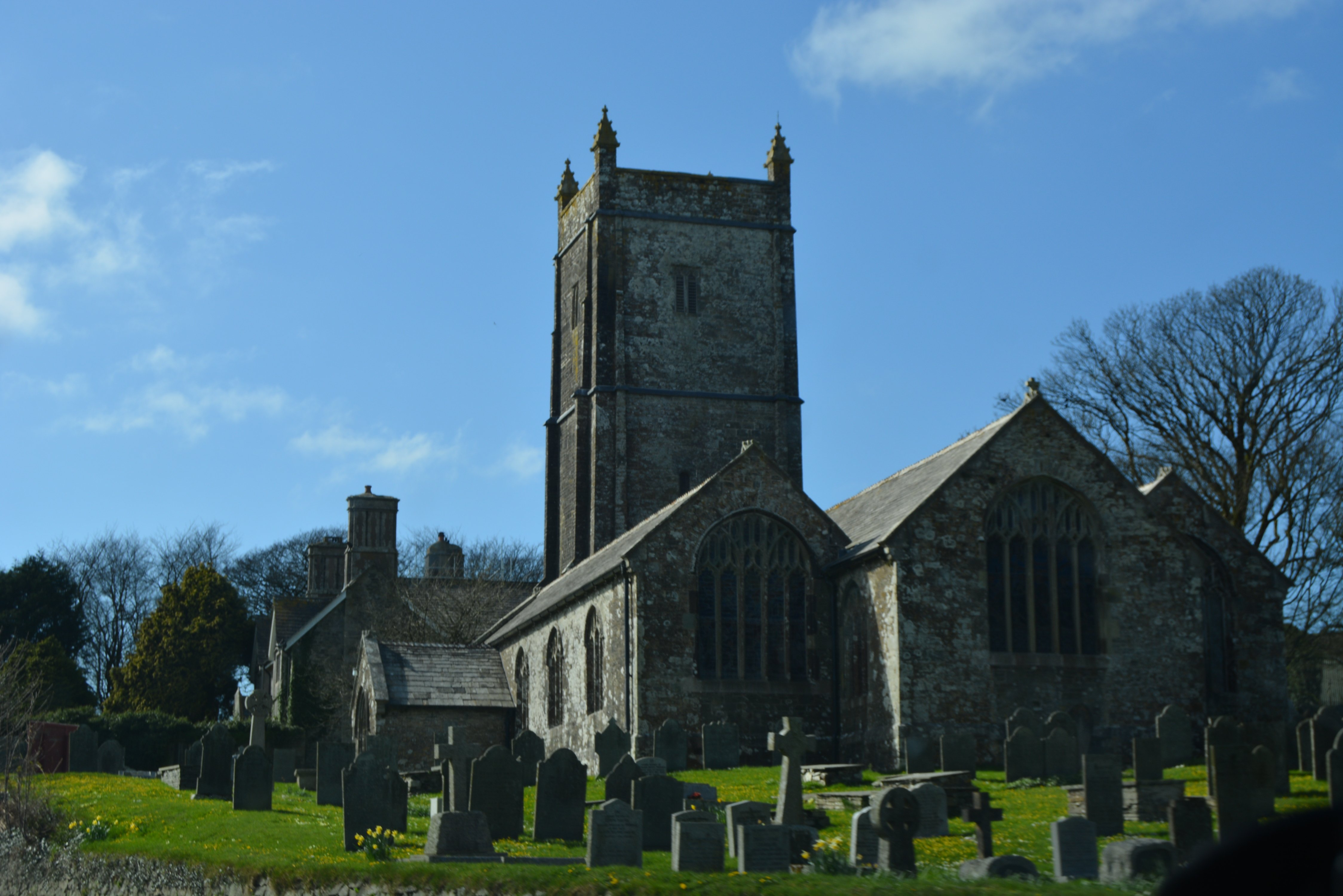St Endellion – North Cornwall Cluster of Churches