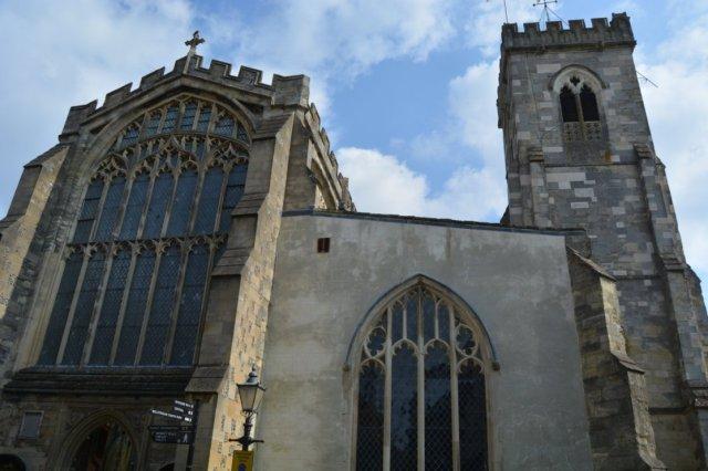 St Thomas's Church, Salisbury, England