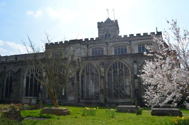St Thomas's Church, Salisbury, England 2