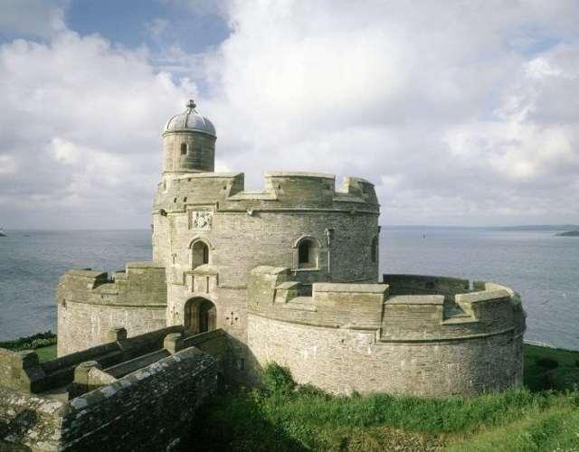 St. Mawes Castle, England