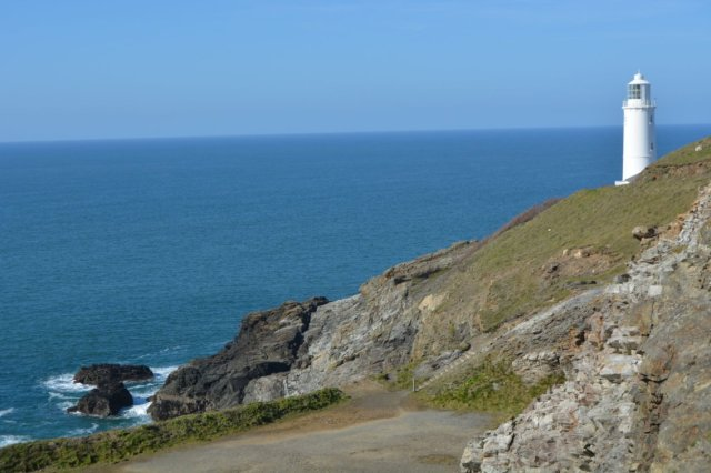 Trevose Head Lighthouse, Padstow, Cornwall 2