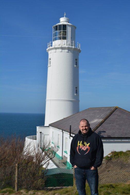 Trevose Head Lighthouse, Padstow, Cornwall