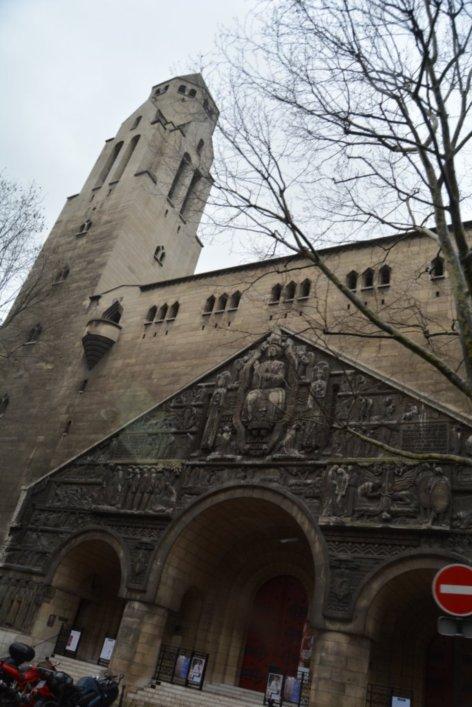 unknown church paris