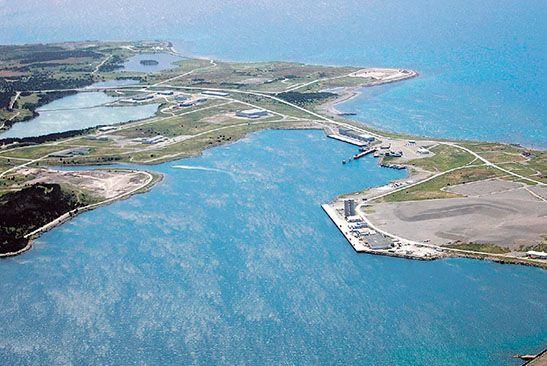 Argentia Naval Base
