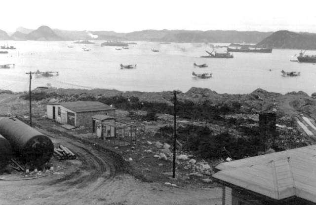 Argentia_w_ships_and_flying_boats_1942