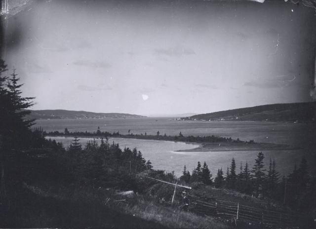 Lookin towards St. Joseph's 1900