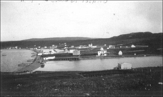 Reginaville (Mother Ixx) Colinet Island