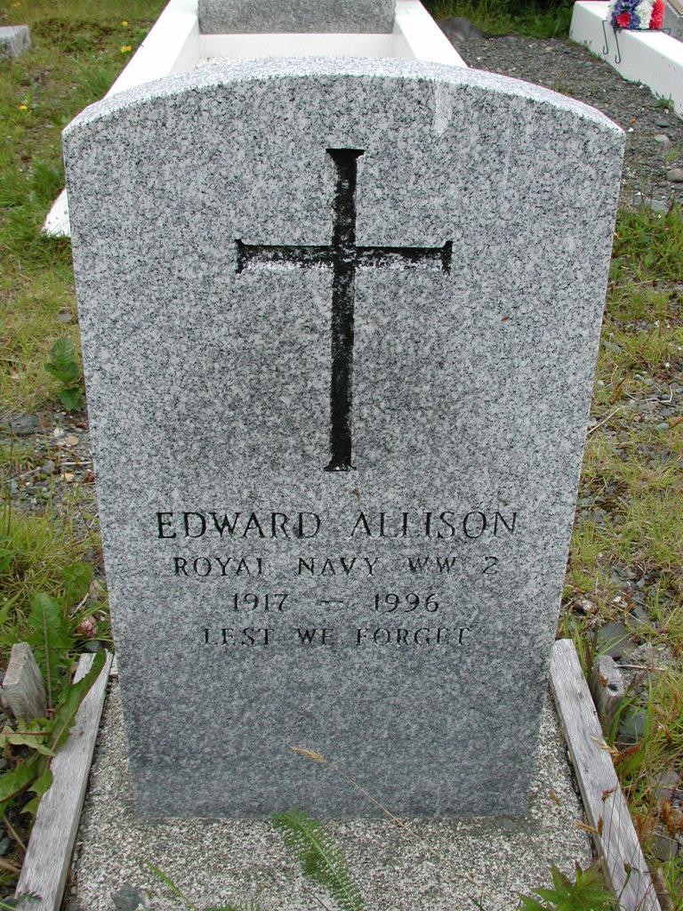 ALLISON, Edward (1996) RIV01-8055