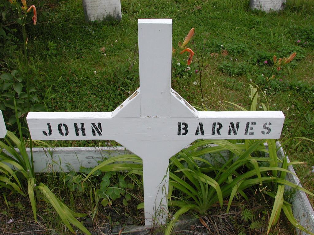 BARNES, John (xxxx) RIV01-7994