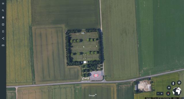 Bény-sur-Mer_Canadian_War_Cemetery