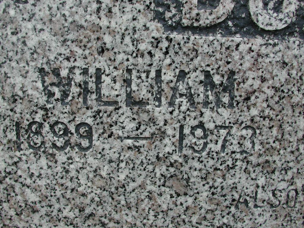BOLAND, William (1973) & Violet (1973) & Thomas RIV01-7924