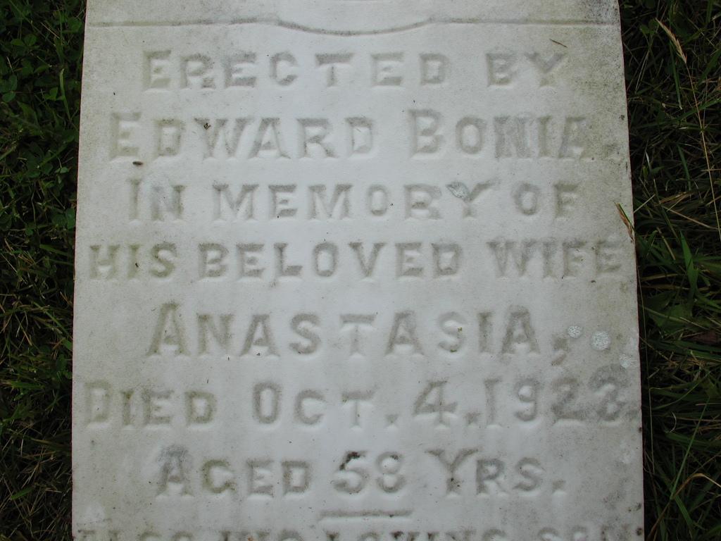 BONIA, Anastasia (1923) & Michael (1921) RIV01-7958