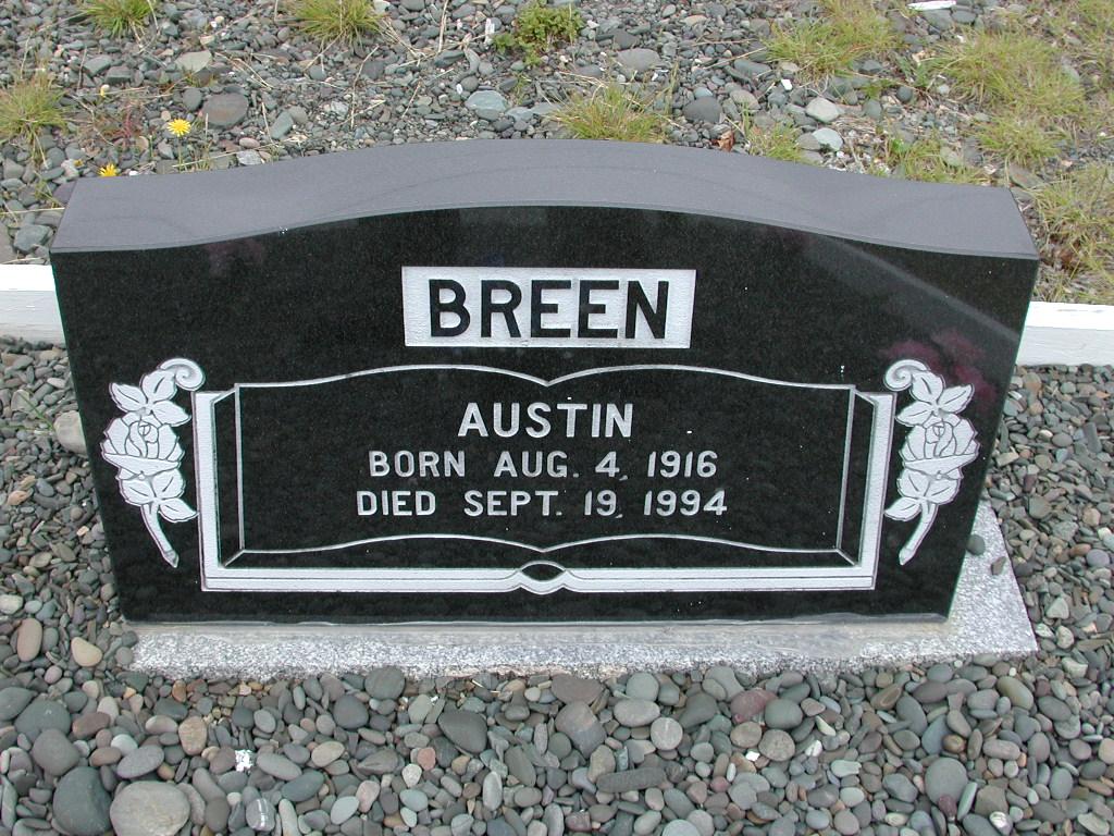 BREEN, Austin (1994) RIV01-8049