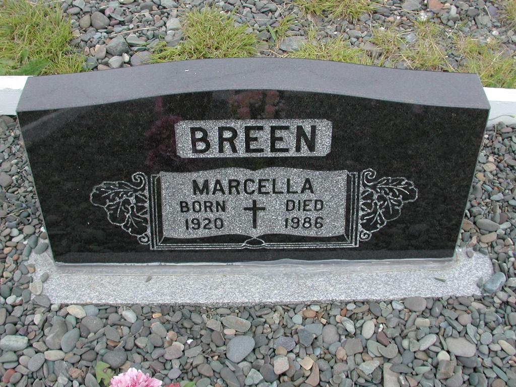 BREEN, Marcella (1986) RIV01-8050