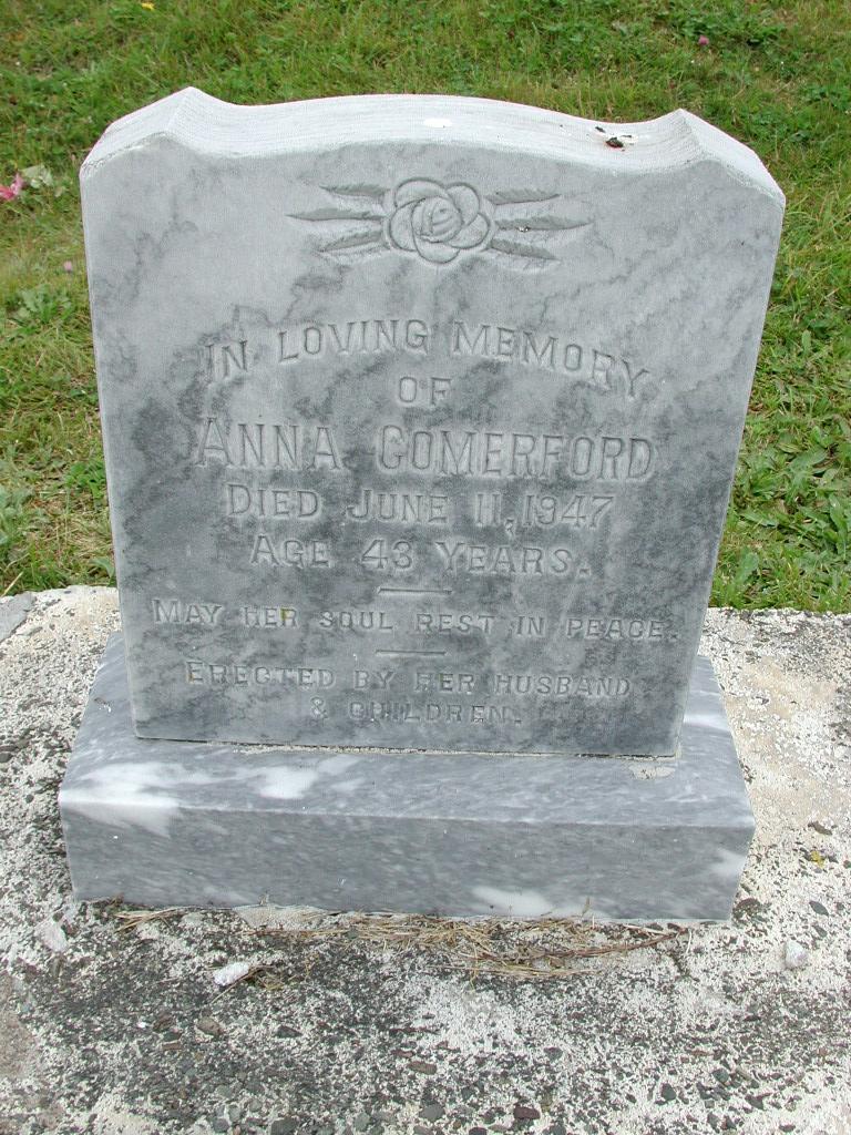 COMERFORD, Anna (1947) RIV01-7943