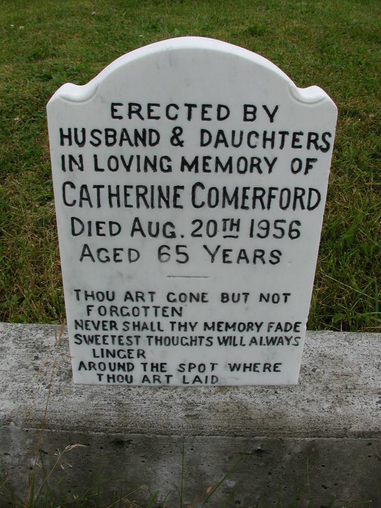 COMERFORD, Catherine (1956) RIV01-7893