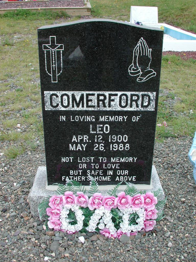 COMERFORD, Leo (1988) RIV01-2238