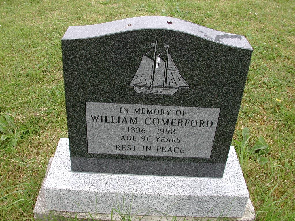 COMERFORD, William (1992) RIV01-7892