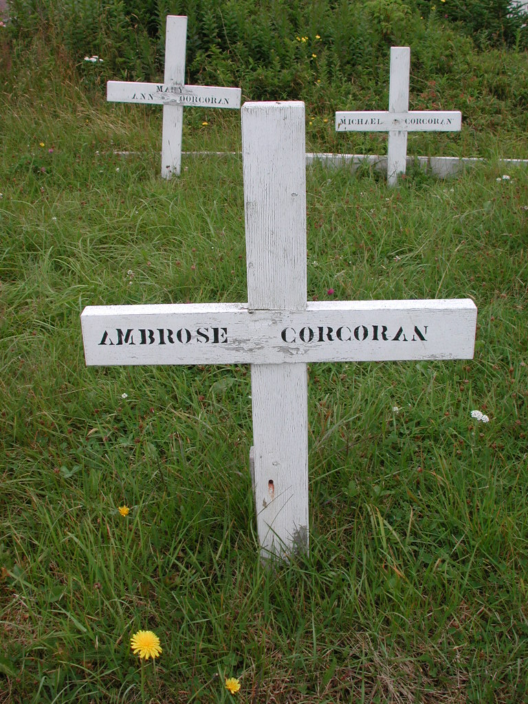 CORCORAN, Ambrose (xxxx) RIV01-2191