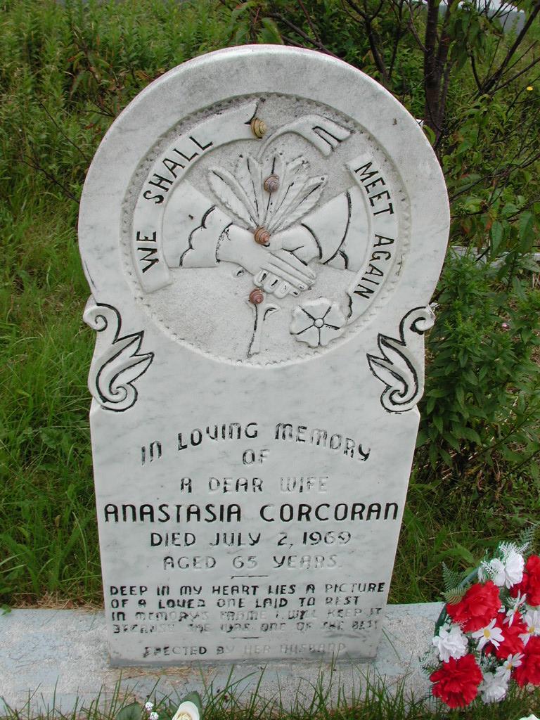 CORCORAN, Anastasia (1969) RIV01-7939